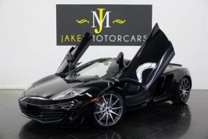 2014 McLaren MP4-12C Spider ($320K MSRP)...ONLY 1900 MILES!