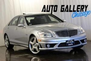 2008 Mercedes-Benz S-Class AMG Photo