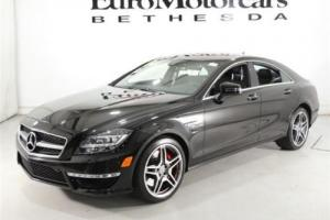 2014 Mercedes-Benz CLS-Class 4dr Sedan CLS 63 AMG S-Model 4MATIC