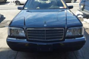 1996 Mercedes-Benz S-Class W140 Photo