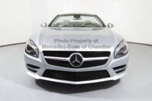 2014 Mercedes-Benz SL-Class 2dr Roadster SL550 Photo