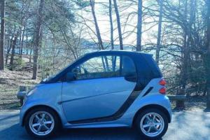 2015 Smart fortwo passion 2dr Hatchback