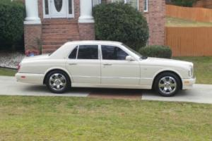 2003 Bentley Arnage Arnage R