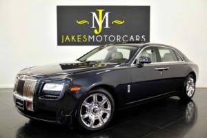 2012 Rolls-Royce Ghost EWB ($341K MSRP!....EXTENDED WHEEL BASE)