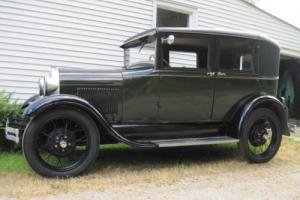 1928 Ford Model A Fordor