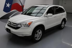 2011 Honda CR-V 4WD HTD LEATHER SUNROOF ALLOYS