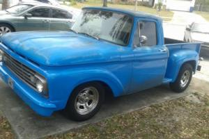 1963 Ford Other Pickups F100