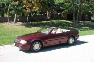 1998 Mercedes-Benz 500-Series Convertible
