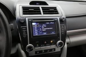 2012 Toyota Camry LE SEDAN CRUISE CTRL CD AUDIO