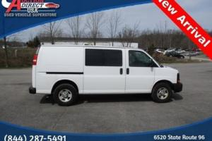2008 Chevrolet Express Work Van