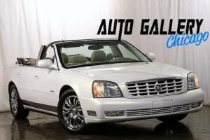 2004 Cadillac DeVille Convertible DTS