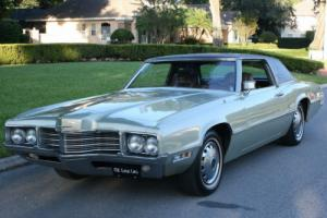 1971 Ford Thunderbird COUPE - BUCKETS - 74K MILES