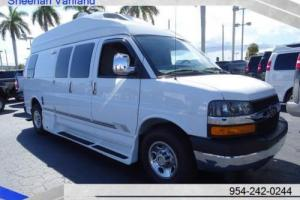 2012 Chevrolet Express 2500 RoadTrek Conversion High Top RV Van