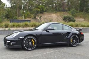Porsche 911 Turbo S (997) Series 2 PDK All Wheel Drive