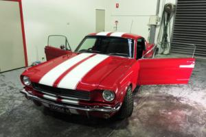 1965 FORD MUSTANG FASTBACK STROKED 347 V8 RIGHT HAND DRIVE