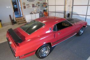 1969 FORD MUSTANG - MACH 1 - FASTBACK - 4 SPEED MANUAL - MATCHING NUMBERS