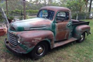 "1950 Ford F-1 Pick-up ""Hog Hauler"""