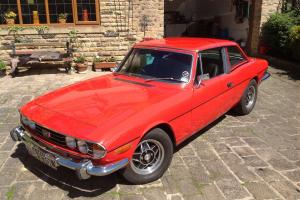 Triumph Stag Mk1 1972  Photo