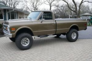 1970 Chevrolet C-10 -4X4 FRAME OFF TRUCK-RESTORED-MINT-SEE VIDEO-