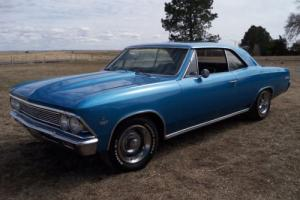 1966 Chevrolet Chevelle Sport Coupe