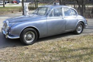 Jaguar: Daimler V8 Photo