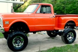 "1971 Chevrolet C-10 C-10 FRAME OFF 4X4 9"" LIFT K1500 CHEVY TRUCK K"