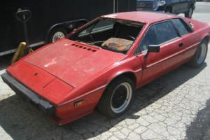 1979 Lotus Esprit S2 Photo