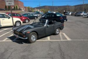 1971 MG Midget Photo