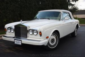 1989 Rolls-Royce Corniche for Sale