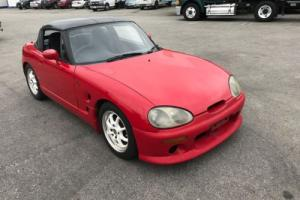 1980 Suzuki Cappuccino Photo