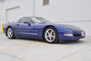 2004 Chevrolet Corvette COMMEMORATIVE EDITION COUPE