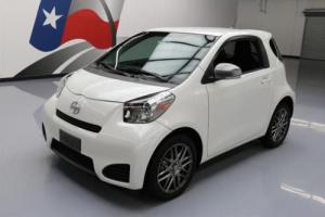 2012 Scion iQ HATCHBACK AUTOMATIC SPOILER ALLOYS