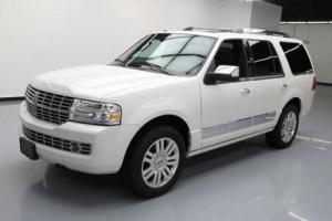 2013 Lincoln Navigator 4X4 VENT LEATHER SUNROOF NAV