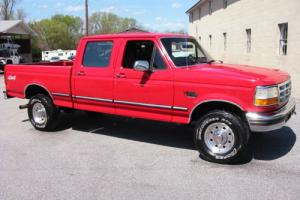 1997 Ford F-250 CREW Old Body Shortbed 7.3 Diesel Arizona 5 speed
