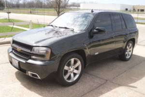 2008 Chevrolet Trailblazer SS 3SS options