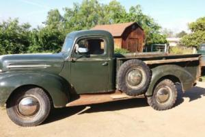 1946 Ford Other Pickups One Ton Pickup