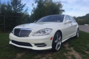 2011 Mercedes-Benz S-Class Amg Sport package
