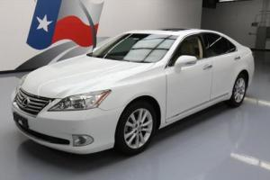 2011 Lexus ES 350 CLIMATE SEATS SUNROOF NAV REAR CAM