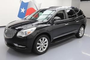 2014 Buick Enclave PREM LEATHER DUAL SUNROOF NAV