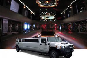 2004 Hummer H2 Limousine Photo
