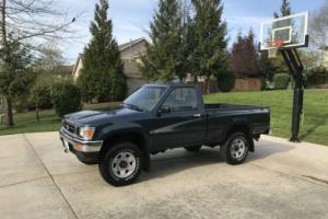 1995 Toyota Pickup 4WD 22RE 4,Cylinder Only 129,086 Miles