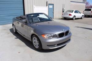 2009 BMW 1-Series 128i Automatic 3.0L 2 Door Convertible