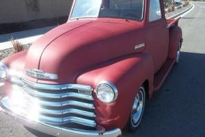 1953 Chevrolet Other Pickups THRIFTMASTER