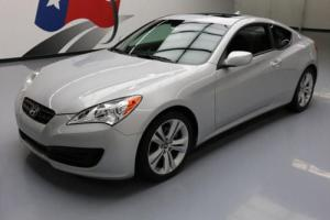 2011 Hyundai Genesis 2.0T COUPE SUNROOF NAVIGATION