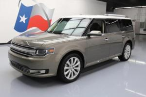 2013 Ford Flex LTD 7-PASS HTD LEATHER NAV REAR CAM