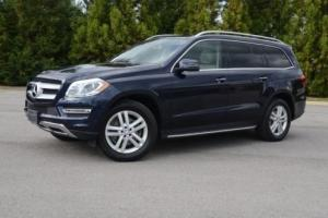 2014 Mercedes-Benz GL-Class GL450 4Matic Photo