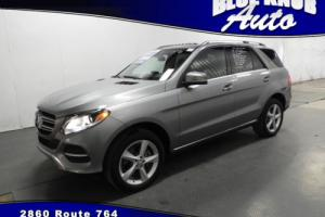 2016 Mercedes-Benz Other GLE350 4MATIC