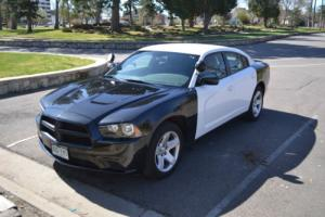 2011 Dodge Charger Police 4dr Sedan Sedan 4-Door Automatic 5-Speed