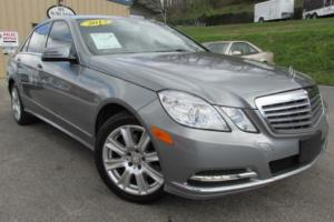 2013 Mercedes-Benz E-Class LUXURY