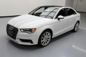 2015 Audi A3 2.0T PREM PLUS SEDAN AWD HTD SEATS NAV